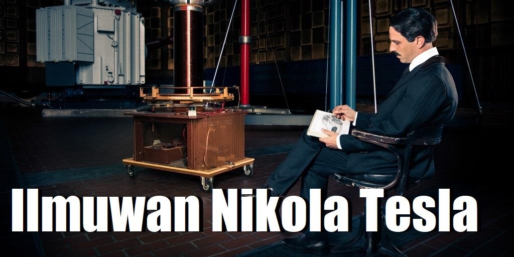 Ilmuwan Nikola Tesla